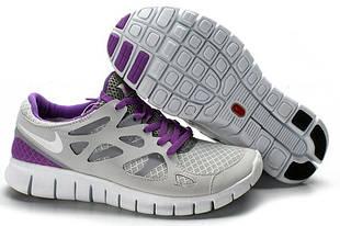 Кроссовки женские Nike Free run plus 2