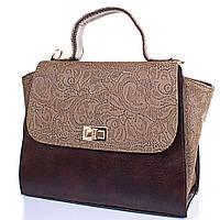 Сумка деловая ETERNO Женская сумка из качественного кожезаменителя ETERNO (ЭТЕРНО) ETB14-49