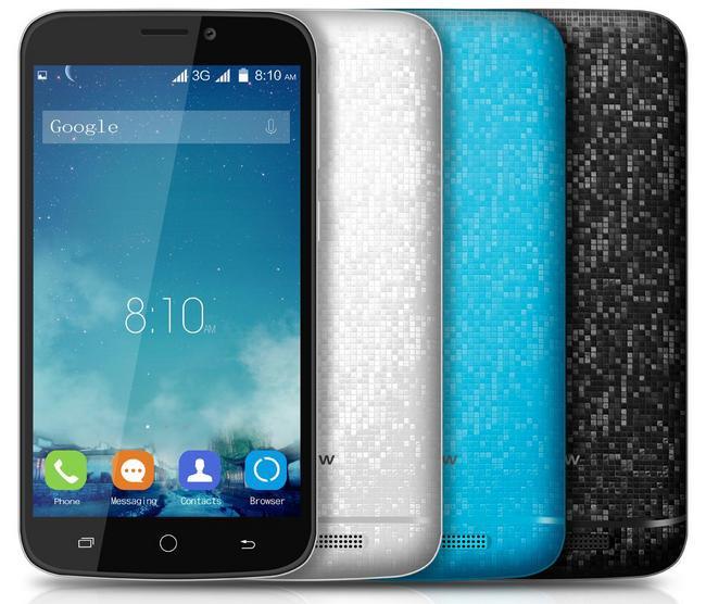 "Смартфон Blackview A5 Blue, 2sim, экран 4,5"" IPS, 5/2Мп, 1/8Gb, GPS, Android 6.0"