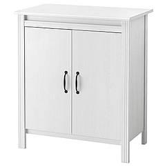 BRUSALI Шкаф с дверями, белый 603.022.93