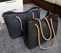 Стильные тканевые сумки
