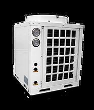 Тепловой насос воздух-вода CLITECH CAR-12XB top fan