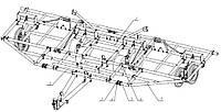 КПГ-4-00.374 Кронштейн КПГ (грядель 2-х рядный)