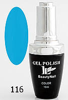Гель-лак Beauty Nail 16мл №116