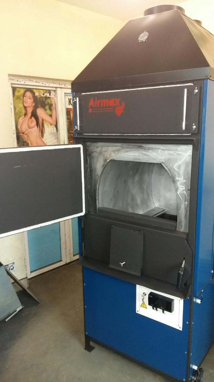 Теплогенератор воздушный Airmax 30 кВт до 500 кВт