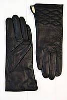 Черные женские перчатки