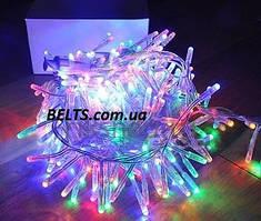 Гирлянда 500 LED 40 метров для украшения елки и дома