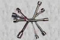Ключ трійник (тристоронній) Cr-V, 9 мм-11 мм-13 мм