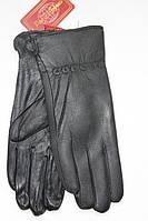 Женские перчатки черного цвета