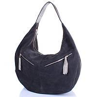 Сумка-баул (хобо) Gala Gurianoff Женская дизайнерская замшевая сумка GALA GURIANOFF (ГАЛА ГУРЬЯНОВ) GG1300-9