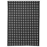 LIALOTTA Ткань с пластиковым покрытием, черный/белый