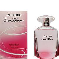 Shiseido Ever Bloom  50ml женская парфюмированная вода (оригинал)