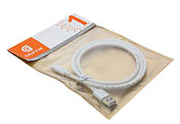 USB кабель для iPhone 6/5/5s Griffin USB Lightning cable for Apple 1m