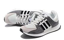 Кроссовки мужские Adidas s Equipment suede (white/grey/black)