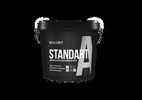 Краска фасадная акрилатная краска Standart А (Колорит), 9 л