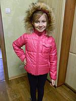 Куртка на девочку-деми