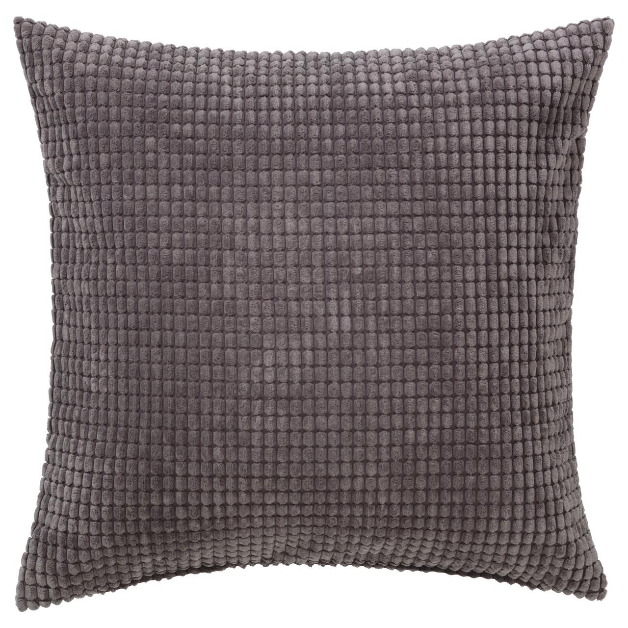 GULLKLOCKA Чехол на подушку, серый 602.917.51