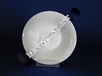 Салатник белый фарфоровый №6 15см