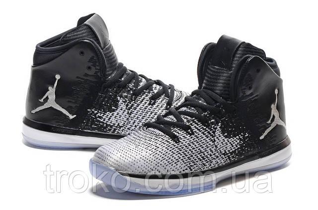 Jordan 31 (XXX1)White/ Black