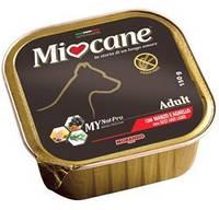 Консервы для взрослых собак Morando Miocane Adult с говядиной и ягненком 150 г