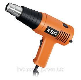 Промышленный фен AEG PT 600 EC