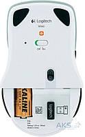 Компьютерная мышка Logitech Wireless Mouse M560 (910-003913) White