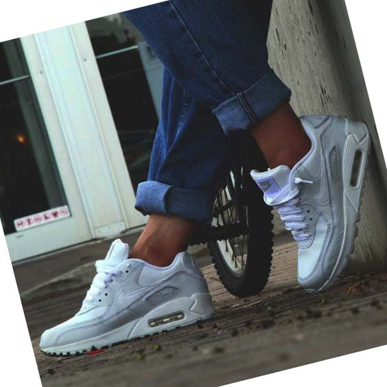 женские Nike Air Max 90