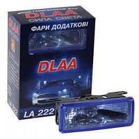 Фары доп. DLAA  222 BL H3-12V-55W 125*47mm