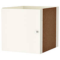 KALLAX Вклад с дверями, белый 202.781.67
