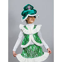 Новогодний костюм ёлочка, размер от 3 до 7 лет