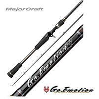Спиннинг Major Craft Go Emotion GEC-664M Travel (199 cm, 7-21 g)