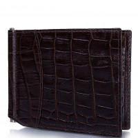 Мужской кожаный зажим для купюр CANPELLINI (КАНПЕЛЛИНИ) SHI070-11