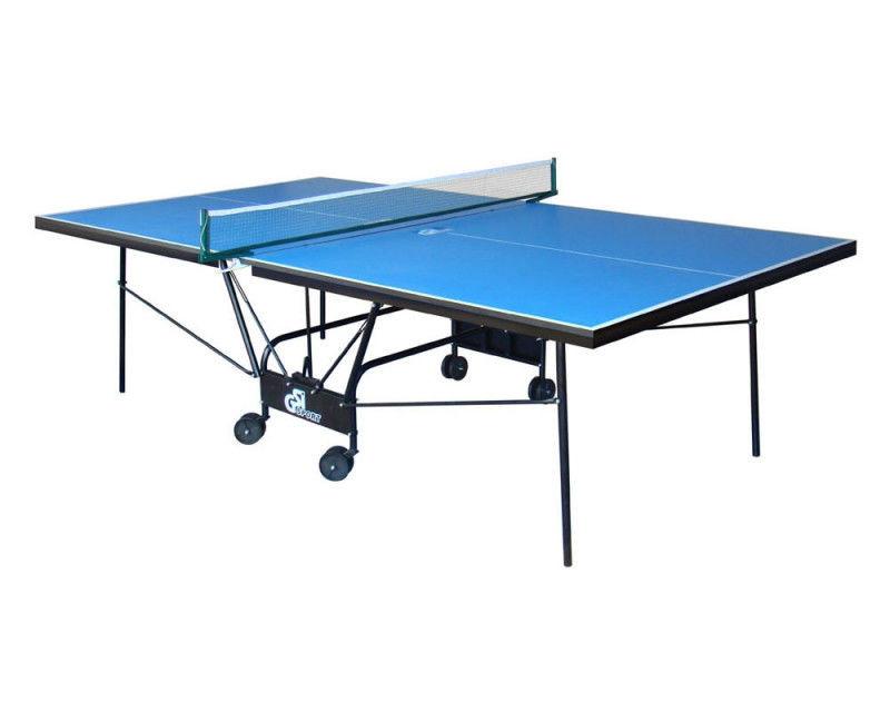 Теннисный стол для закрытых помещений GSI Sport Compact Strong
