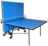 Теннисный стол для закрытых помещений GSI Sport Compact Strong, фото 3