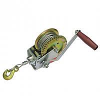 Ручная лебедка (стальной трос) 1000 LBS/450 кг (TRT1101C)