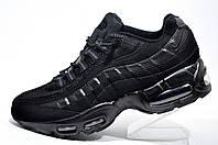 Кроссовки мужские Nike Air Max 95 Triple Black