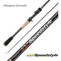 Спиннинг Major Craft Speedstyle SSC-682MH (206 cm, 7-28 g)