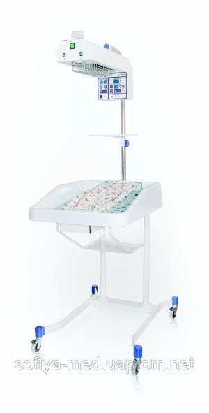 Устройство обогрева новорожденных с функцией фототерапииУОН-03Ф «Аксион»