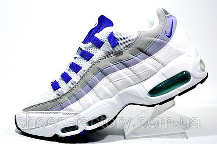 Кроссовки мужские Nike Air Max 95 White, фото 2
