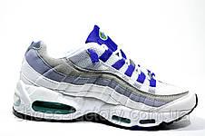 Кроссовки мужские Nike Air Max 95 White, фото 3