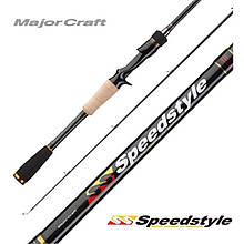 Кастинговый спінінг Major Craft Speedstyle SSC-702H (213 cm, 10-42 g)