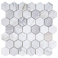 Декоративная мозаика из натурального мрамора Ugonovaro SB12