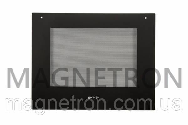Наружное стекло двери для духовки Gorenje 431403, фото 2