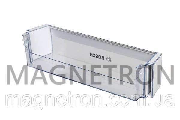 Полка двери (с логотипом) для бутылок для холодильников Bosch 743239, фото 2