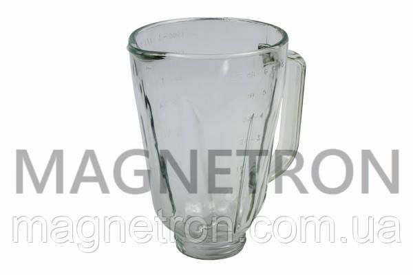 Чаша (стеклянная) 1250ml к блендеру Saturn ST-FP0055, фото 2