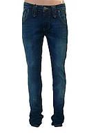 Зауженные джинсы  мужские с низкой посадкой FB 13-038 Par