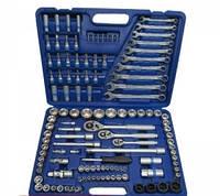 Набор инструмента слесарно-монтажного King Roy 120 ед. 120MDA