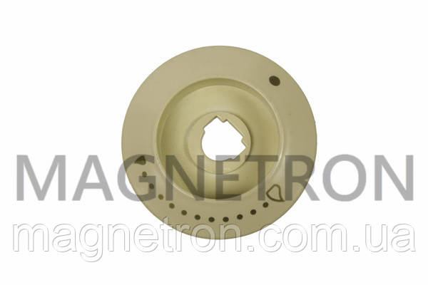 Лимб (диск) ручки регулировки конфорки для газовых плит Gorenje 304574, фото 2