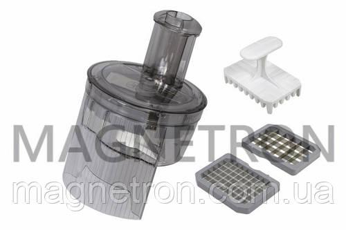 Насадка для нарезания кубиками MUZ5CC2 для кухонного комбайна Bosch 577340
