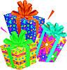 Подарки на Новый год для детей и подростков